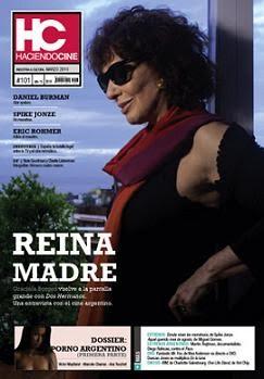 """""""Reina Madre. Una entrevista con el cine argentino"""""""