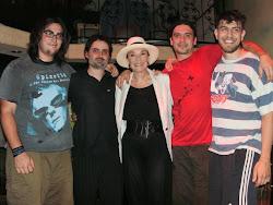 Madrina Musical y Musa Inspiradora  de Graciela Borges Band