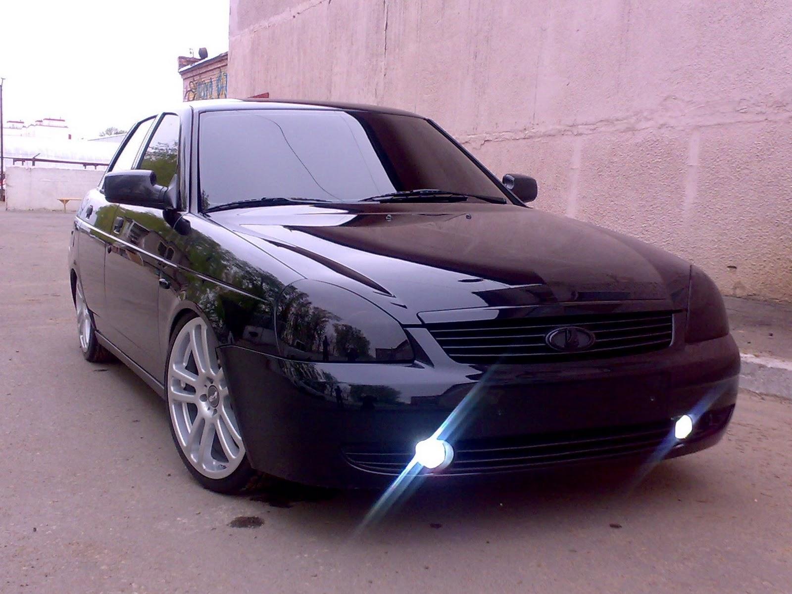 Фото калина приора - Бампера ВАЗ ( Лада ) , Chevrolet Niva, ОКА в