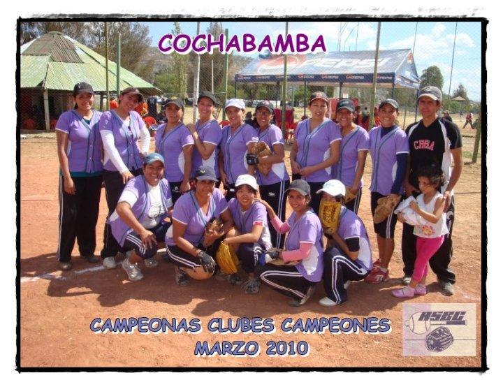 Clubes Campeones 2009 (Softbol)