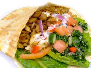 chicken shawarma - Chicken Shawarma