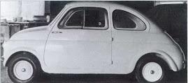 Prototipo della cinquecento