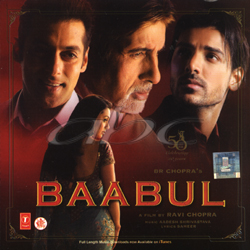 Baabul 2006 Watch bollywood movie online free
