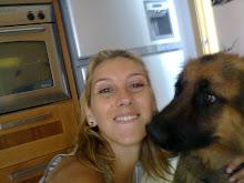 Gos y yo en la cocina¡¡¡