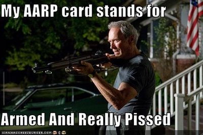 MY AARP CARD