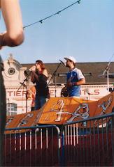 Les Fées Maison est le premier festival organisé par les Fadas -  le 13 septembre 2003