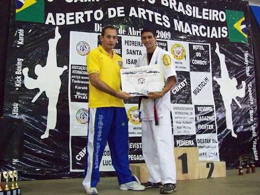 Campeonato brasileiro de Artes Marciais-UIAMA
