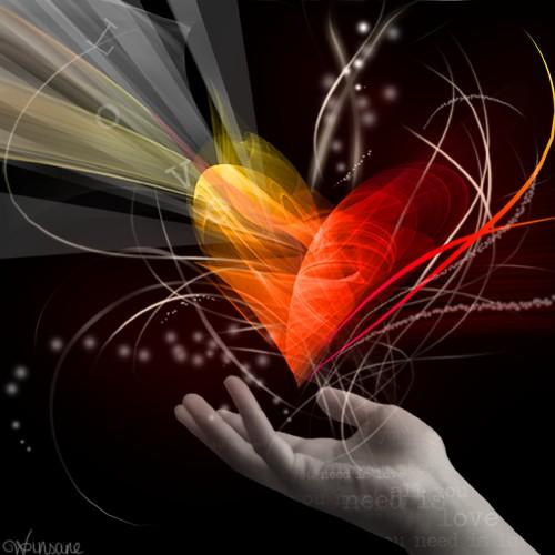 Самые красивые анимационные картинки со стихами  - самые красивые картинки про любовь