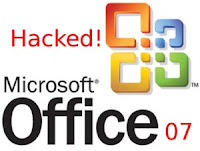Microsoft office hacked