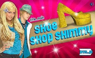 Game Shoe Shop Shimmy Y8 Games