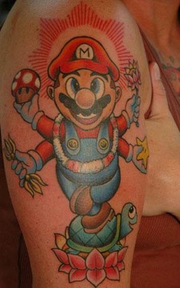 las mejores imagenes de tatuajes. miércoles 14 de abril de 2010