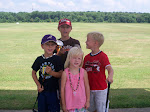 Me, Wesley, Gage, and Victoria
