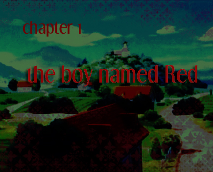 RED :: a pokemon fanfiction ::