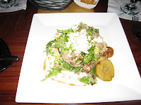 Beyond Amazing Duck Confit Salad