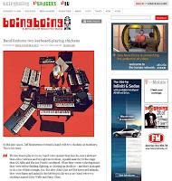 Perbandingan Margin pada Desain Blog