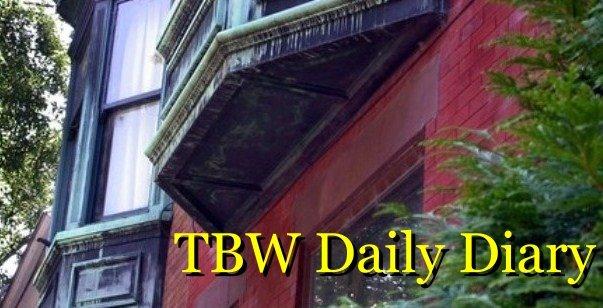 TBW Daily Diary