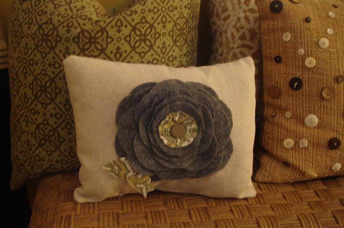 #4 Pillow Ideas