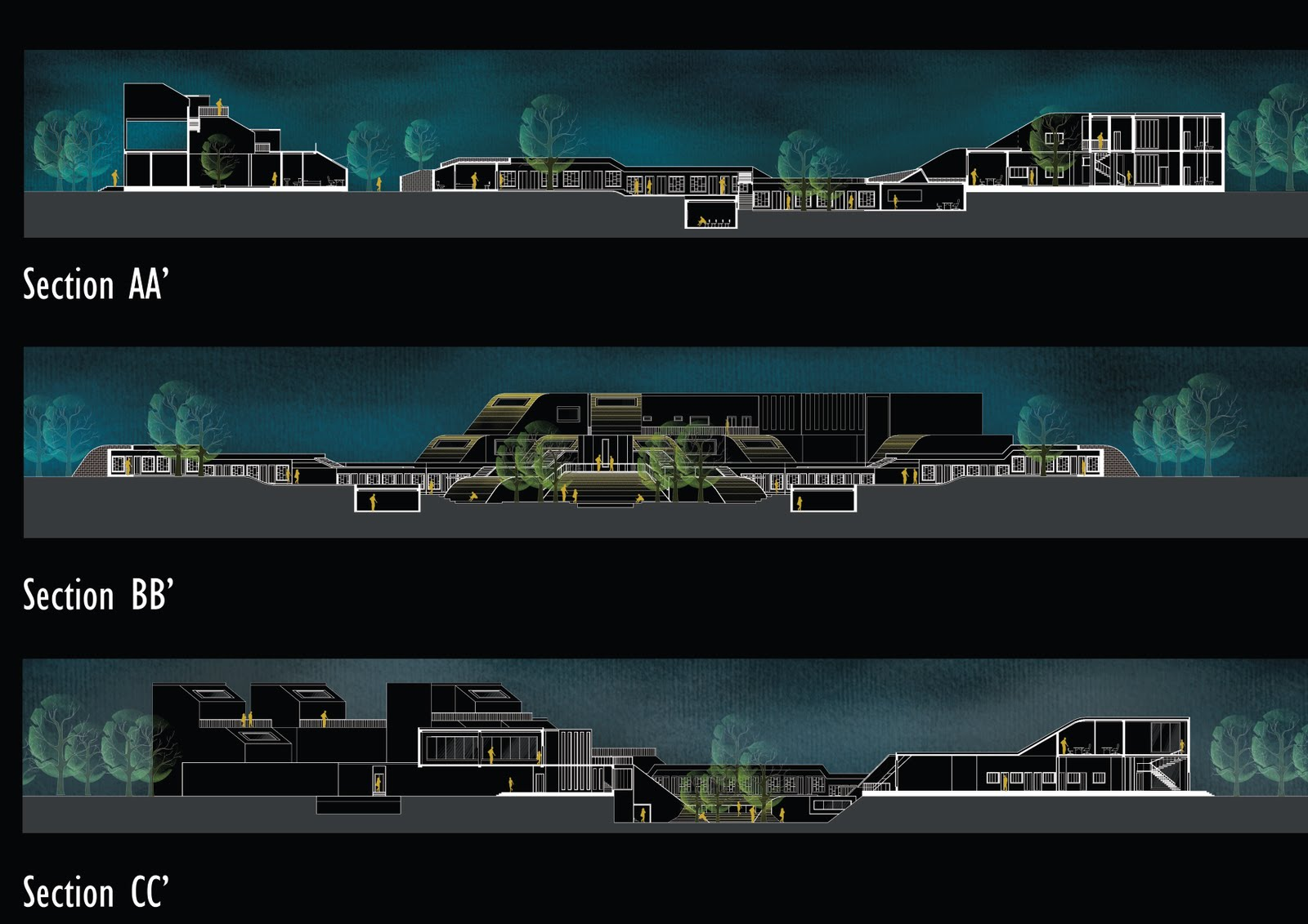 """proposed architecture thesis Architecture design thesis projects, 2014 """"the ideal would be for the audience to be like a team of ethnographers suddenly coming across a savage tribe and."""
