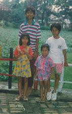 Anak, Gave, Hova, Inge, Joy