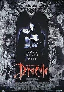 Bram Stoker's Dracula film poster