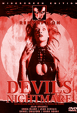 Devil's Nightmare dvd cover