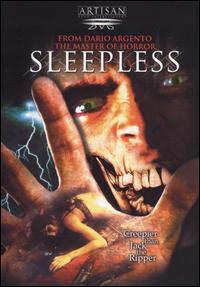 Sleepless Non ho Sonno film poster