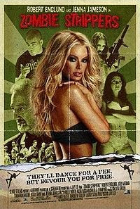 zombie strippers jenna jameson robert englund dvd review