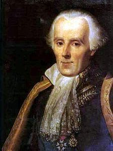 Pierre Simon Laplace image on Wikipedia
