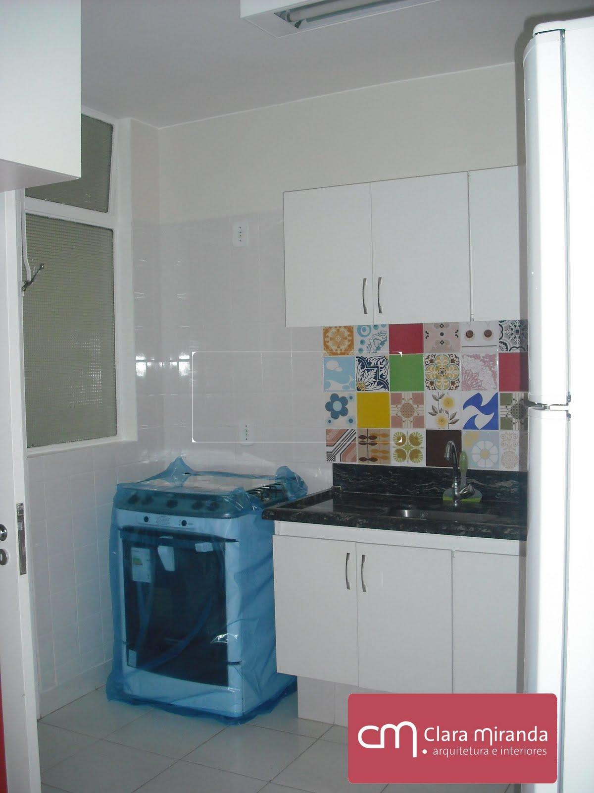 ARQ. CLARA MIRANDA: Cozinha e corredor #234B64 1200 1600