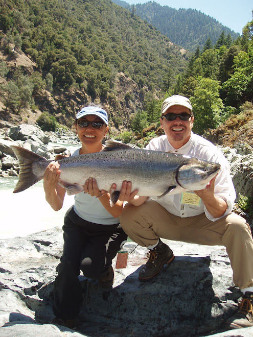 Sacramento and trinity river salmon fishing june december for Salmon fishing in california