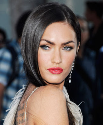 pics of megan fox before plastic. megan fox plastic surgery