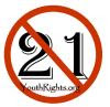 Say no to Legal Age 21!