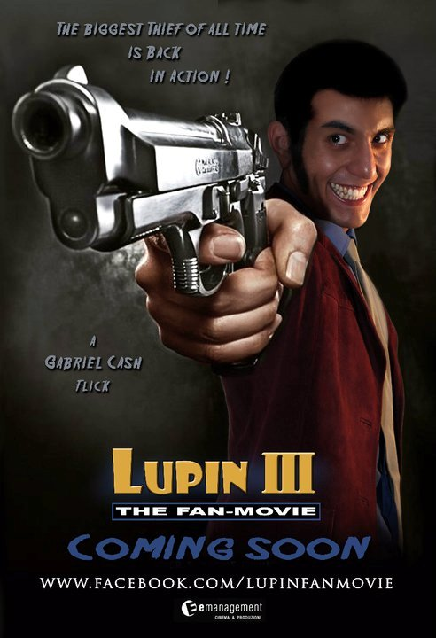 Lupin iii fan movie