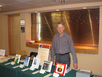 The Laureate Standing Behind His Publications