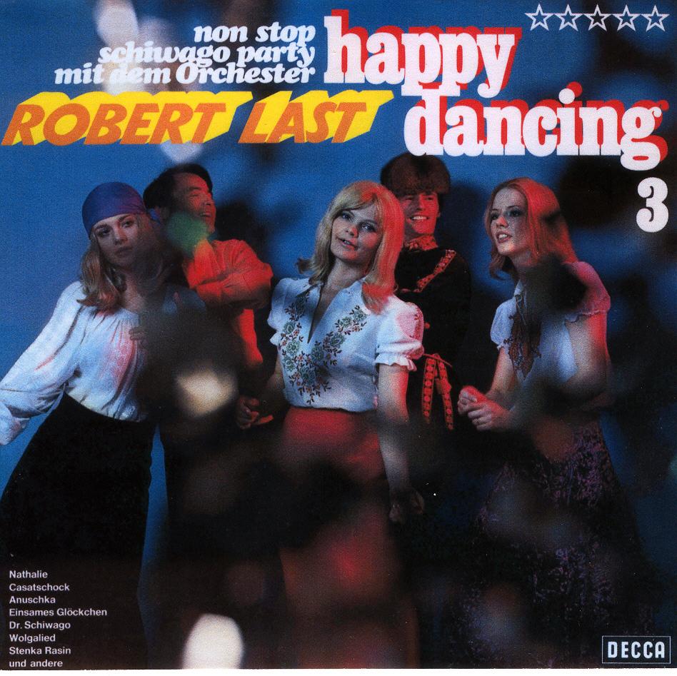 Robert Last - Happy Dancing 4