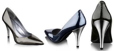 Kenneth Cole Silver Belles