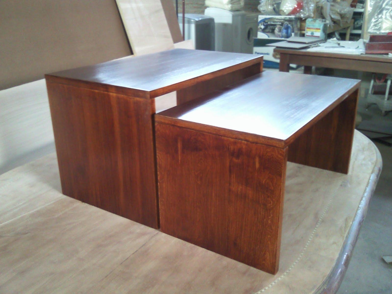 Mesas bajas muebles sanchez for Muebles sanchez