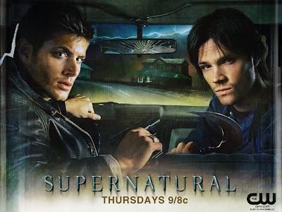 Supernatural Seasons 1-4