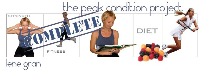 The Peak Condition Project - Lene