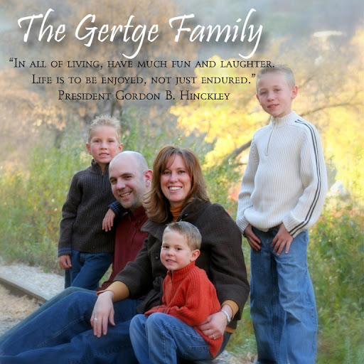 The Gertge Family