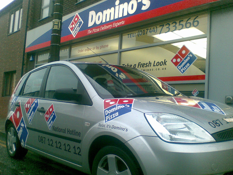 Domino's Pizza St Helens