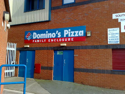 Domino's Pizza Rugby