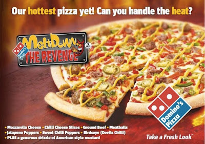 Domino's Pizza Meltdown The revenge
