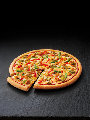 Mexican Sizzler Domino's Pizza