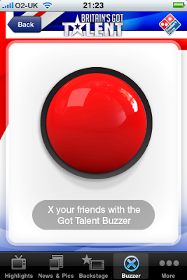Domino's Pizza Britains Got talent