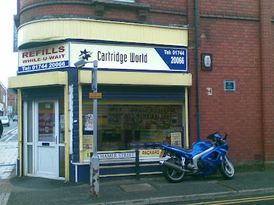 Cartridge World Duke St St Helens