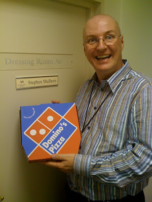 Stephen Mulhearn Domino's Pizza