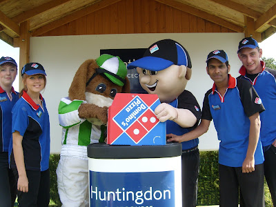 Domino's Pizza Mascot Grand National