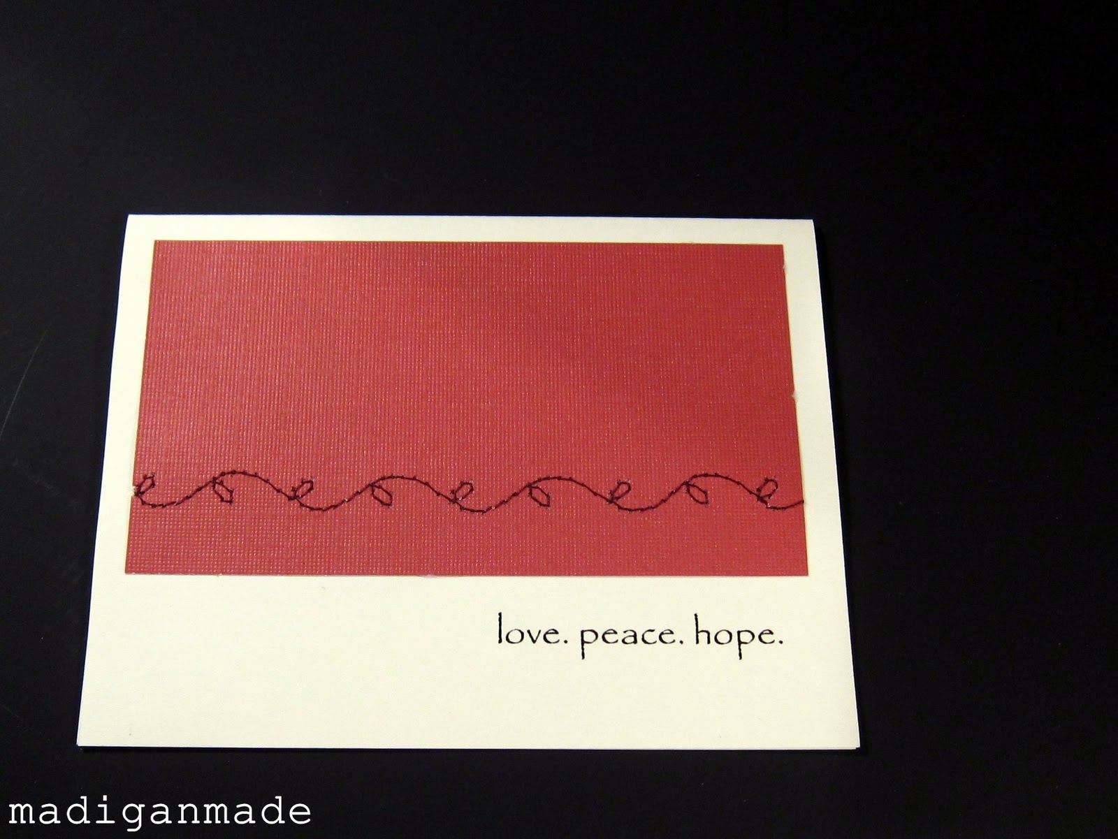 Simple Quick And Handmade Greeting Cards Rosyscription