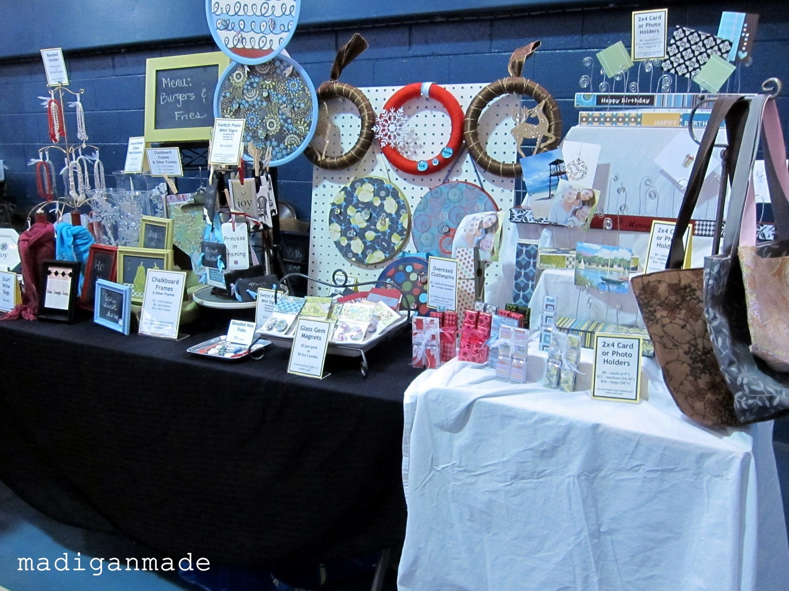 Easy Crafts To Make And Sell At Craft Shows - The day of the show was a loooong day on our feet thank goodness for comfy shoes i did sell some items it felt really good to come home with money in